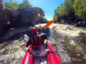 Hell's Gate on the Kettle River