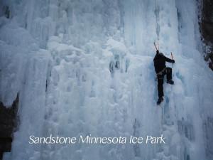 sandstone ice park