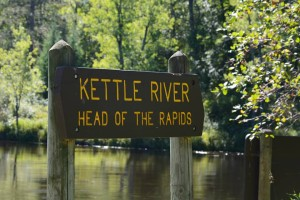 kettle river head of the rapids