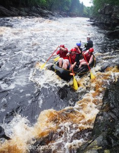 kettle river rafting