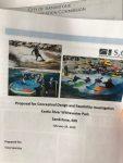 Sandstone feasibility study