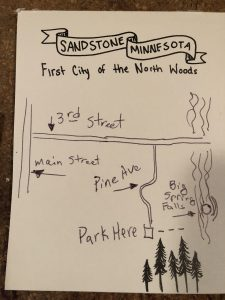 directions to Big Spring Falls