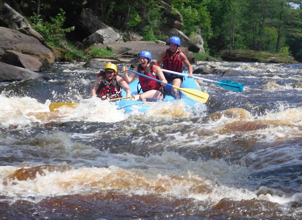 rafting in Sandstone MN